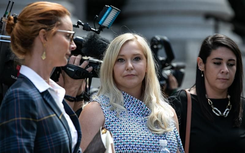 Virginia Giuffre repeated claims she made inside court during a TV interview - Bloomberg