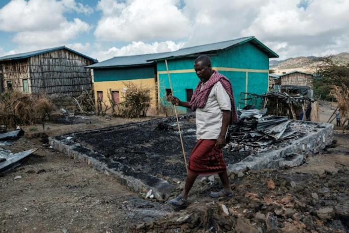 The WHO chief said some five million people in the region are now in need of humanitarian aid, and especially food aid