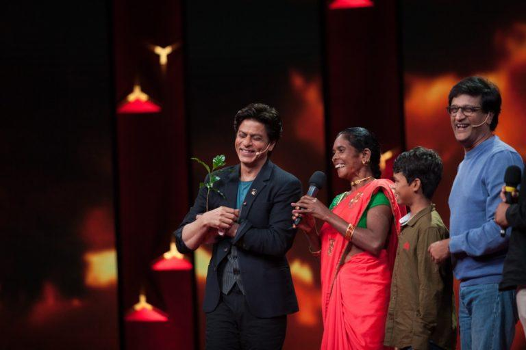 SHAH RUKH KHAN Was Ecstatic On Receiving Special Coffee Plant From Araku!
