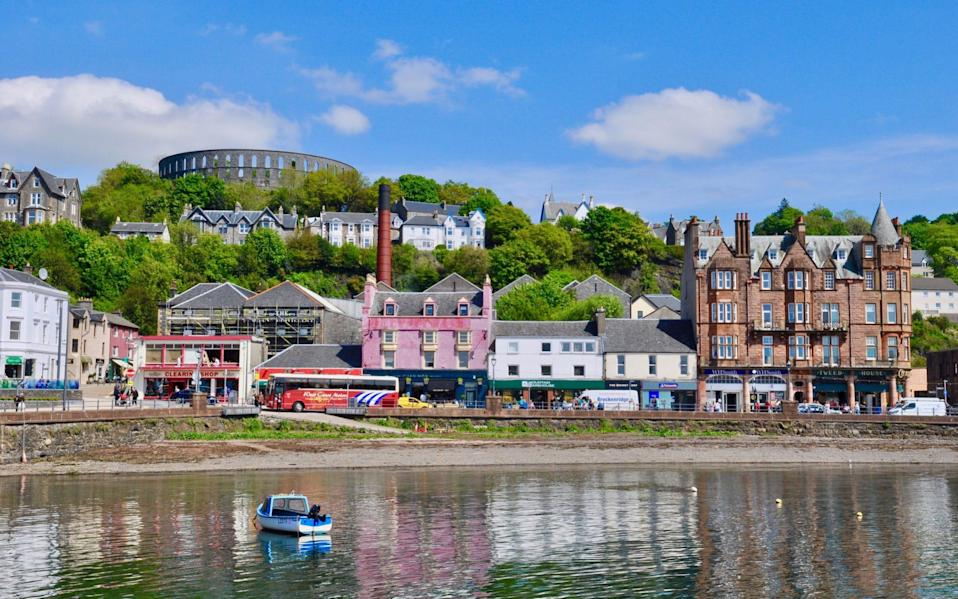 Oban is Scotland's hidden seaside gem - Getty