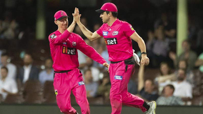 CRICKET BBL SIXERS STARS