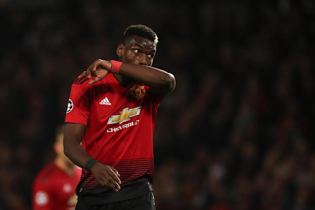 Pogba is on PSG's radar, as well as Barcelona and Juventus'