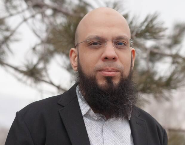 Dr. Arsalan Raza is the imam for the Cape Breton Muslim Society