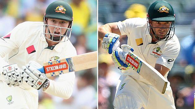 Renshaw or Marsh? Image: Getty