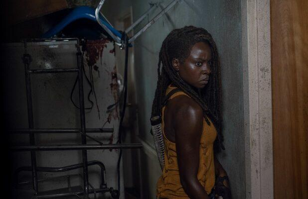 'Walking Dead': Let's Talk About That Cellphone, and Other Clues Michonne Found
