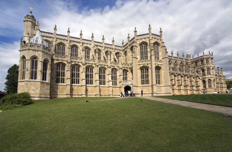 <strong>Prince Harry and Meghan Markle are due to get married in Mayat St George's Chapel, Windsor Castle.</strong> (stockcam via Getty Images)