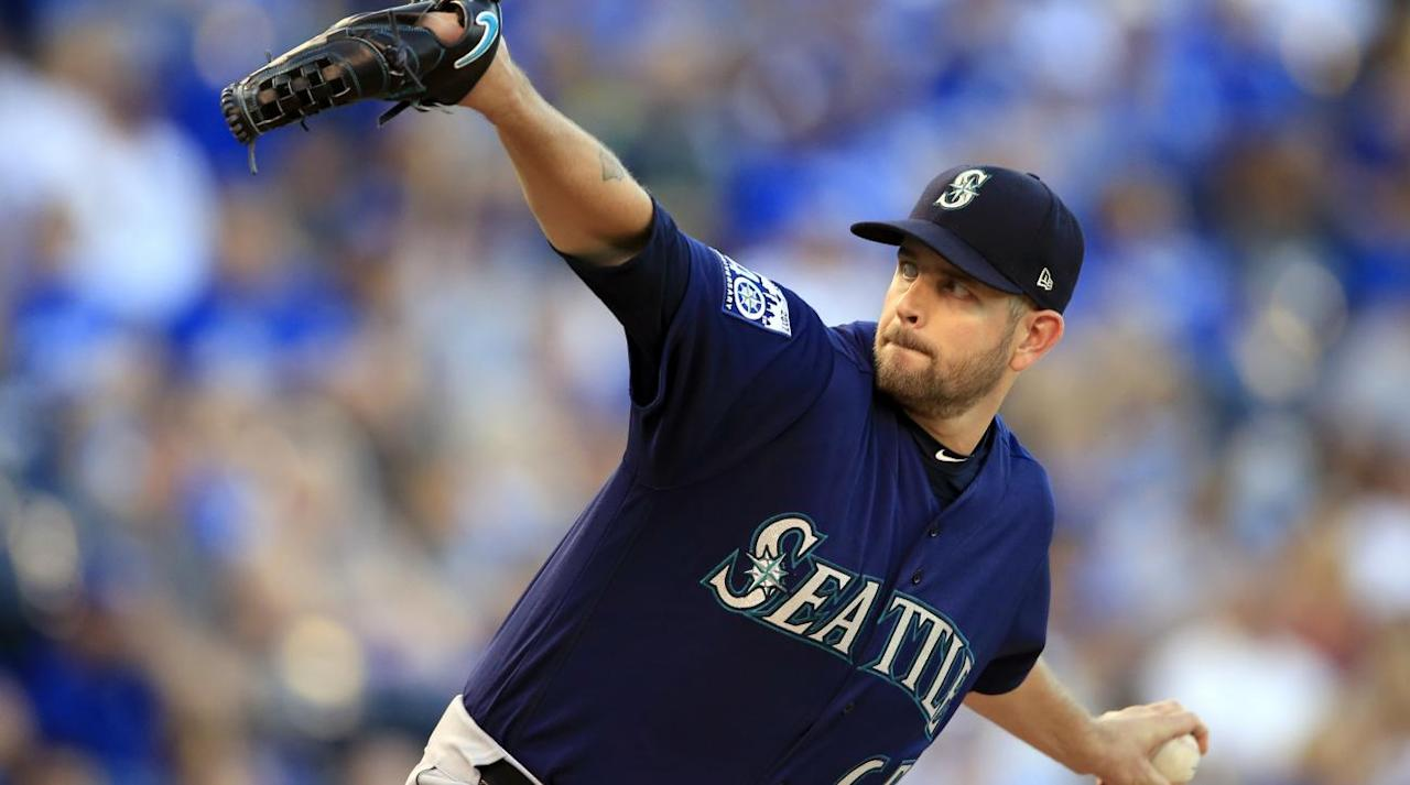 <p>The Seattle Mariners have placed ace James Paxton on the 10-day disabled list with a strained pectoral muscle, the team announced on Friday. USA Today's Bob Nightengale is reporting that Paxton will be out until September. </p><p>Paxton, who was named AL Pitcher of the Month for July, left Thursday's 6-3 loss to the Angles in the seventh inning. He apparently didn't seem to think the injury was too serious initially. </p><p>Paxton, 28, is having a tremendous season—he's 12–3 with a 2.78 ERA and 138 strikeouts. Over his last 8 starts, Paxton is 7–0 with a 1.92 ERA.</p><p>It's a crushing blow for a Mariners team that has played its way back into the AL Wild Card race. As of the time of the Paxton announcement, the Mariners (59-57) were tied with the Rays for the second wildcard sport. Just yesterday, the Mariners received bad news regarding two other pitchers. Felix Hernandez was diagnosed with shoulder bursitis that will cause him to miss three to four more weeks, and reliever David Phelps will miss two to three weeks with an elbow impingement. </p>