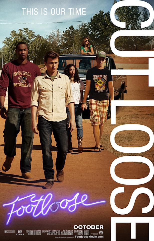 "Paramount Pictures' <a href=""http://movies.yahoo.com/movie/1810164562/info"">Footloose</a> - 2011"