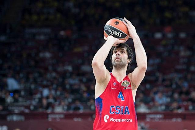 Milos Teodosic is headed to the City of Angels. (Getty)