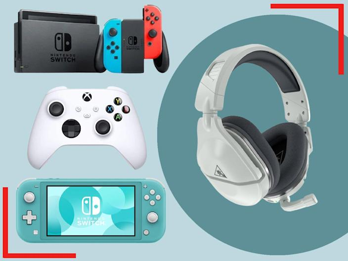 There are big savings to be had on consoles and gaming peripherals (The Independent)