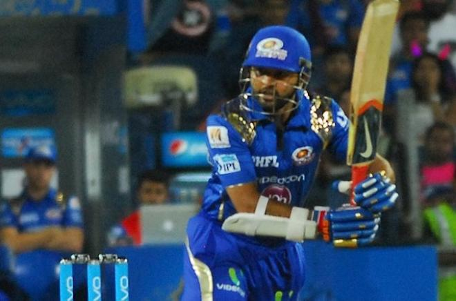 Parthiv Patel, Mumbai Indians, IPL, Gujarat Lions, points table