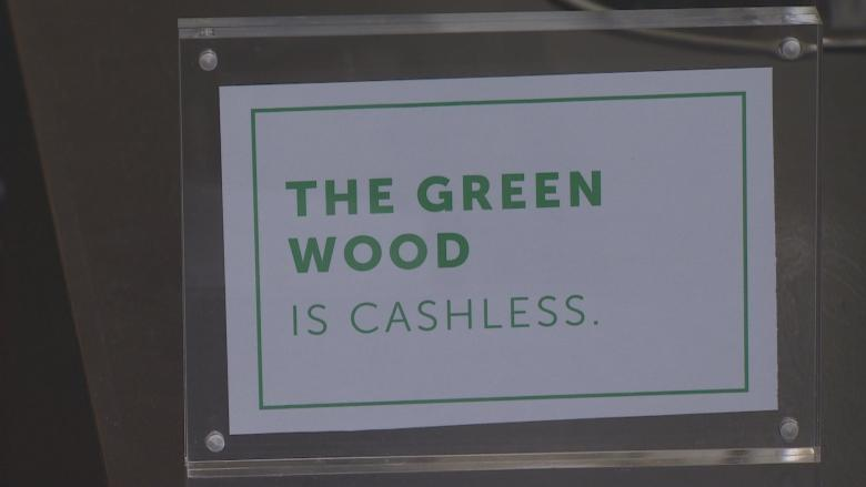 Going cashless catching on in Toronto's trendy eateries