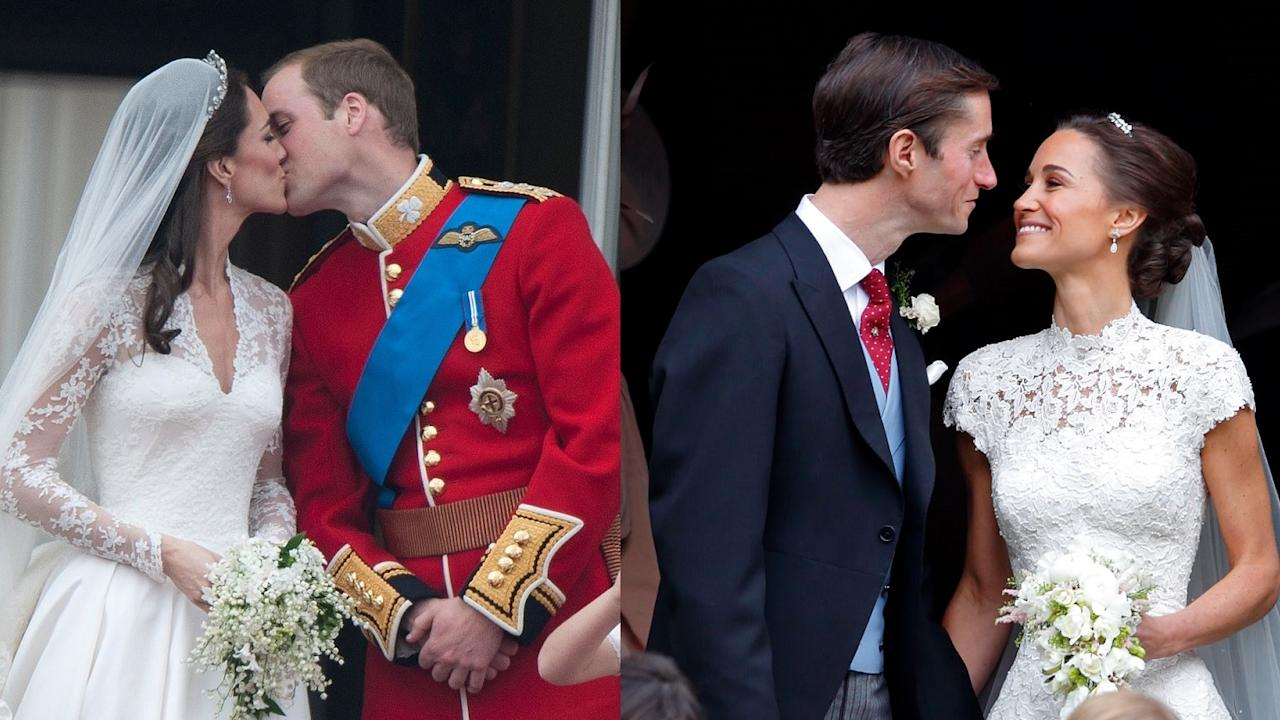 Pippa middleton vs kate middleton el estilo cl sico que for Que es el estilo clasico