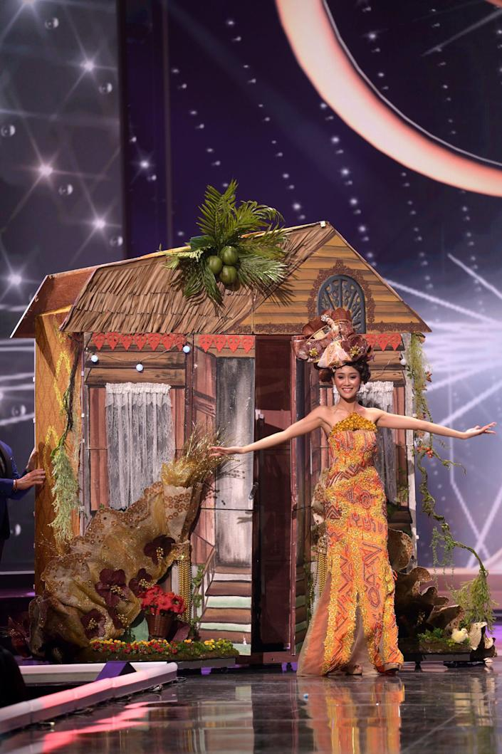 Miss Malaysia National Costume Show 2021