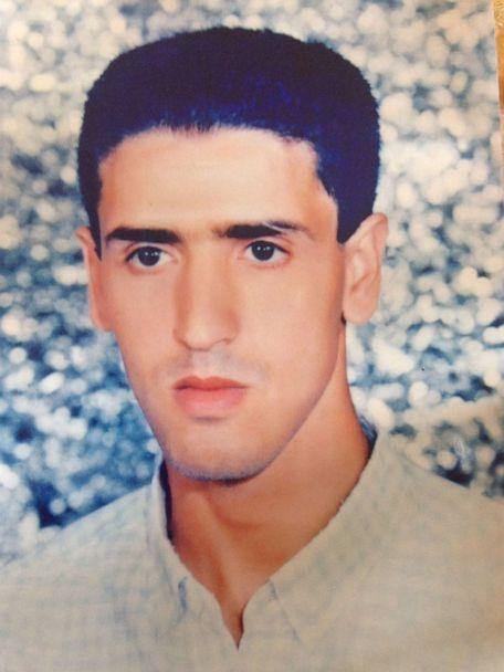 PHOTO: Abdul Latif Nasser, pictured here as a young man, has ambitions to become a maths teacher if he returns to Morocco. (Family photo via Reprieve.)
