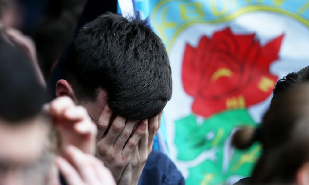 Blackburn relegated to League One despite winning at Brentford
