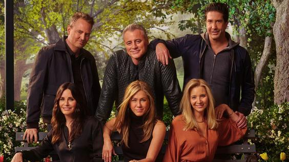 The Friends reunion starts streaming on Thursday, May 27. (Photo: HBO Max)