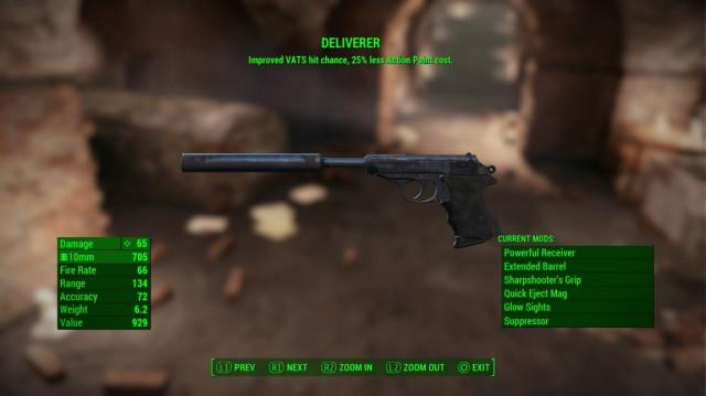 The 24 best 'Fallout 4' weapons and where to find them (including