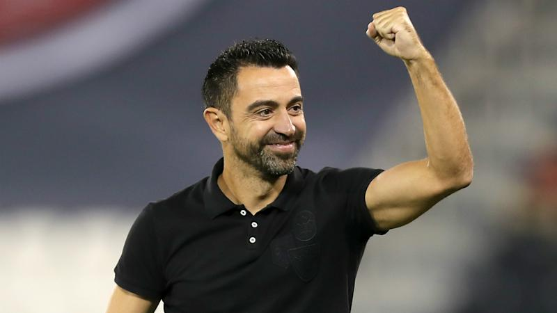 Xavi signs one year extension with Al-Sadd as Barcelona return put on hold