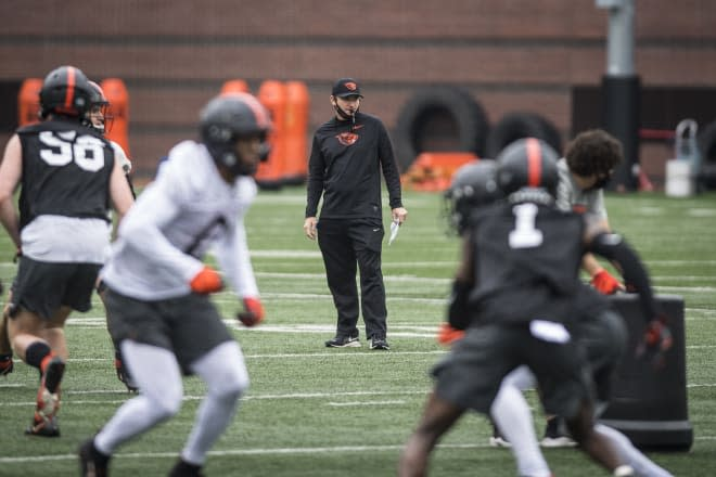 Beavers Eye Second Scrimmage