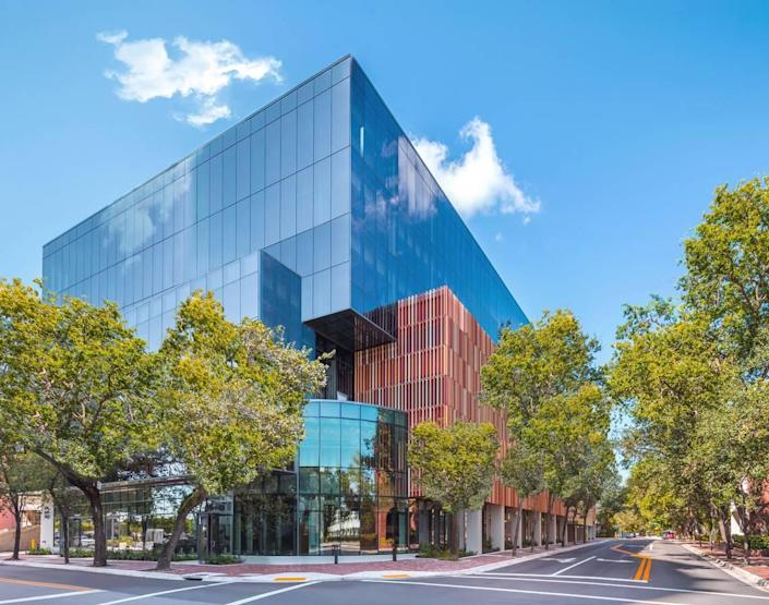 Mary Street, a Class A office building at 3310 Mary St. developed by Terra and completed in 2019, is fully leased.