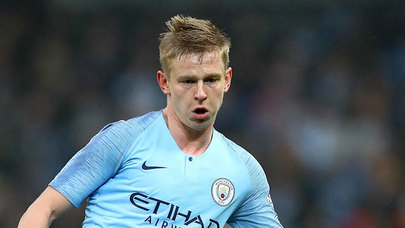 Zinchenko: Man City were hungry for 10 in Burton battering