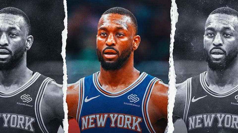 Kemba Walker Treated Image w/ three side-by-sides