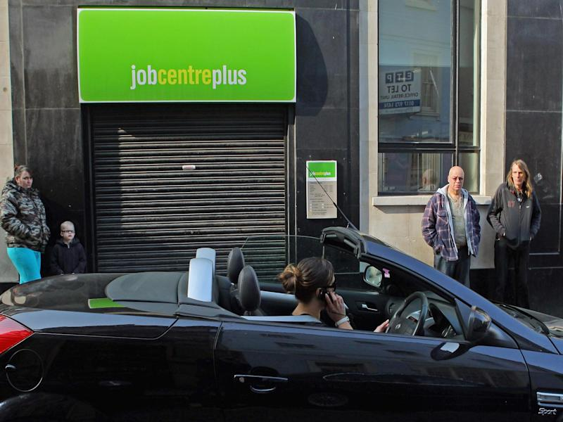 The majority of the net new jobs created were full-time positions: Getty