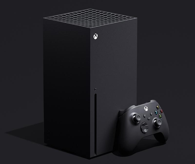 Microsoft's Xbox Series X will go head-to-head with the PlayStation 5 this holiday season. (Image: Microsoft)