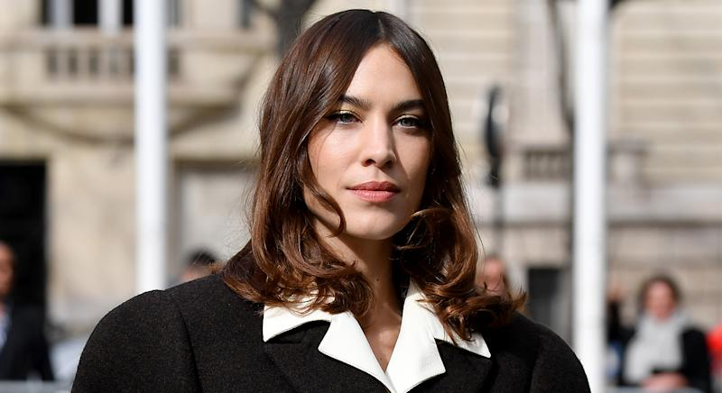 Alexa Chung swears by CeraVe Facial Moisturiser to combat breeakouts.