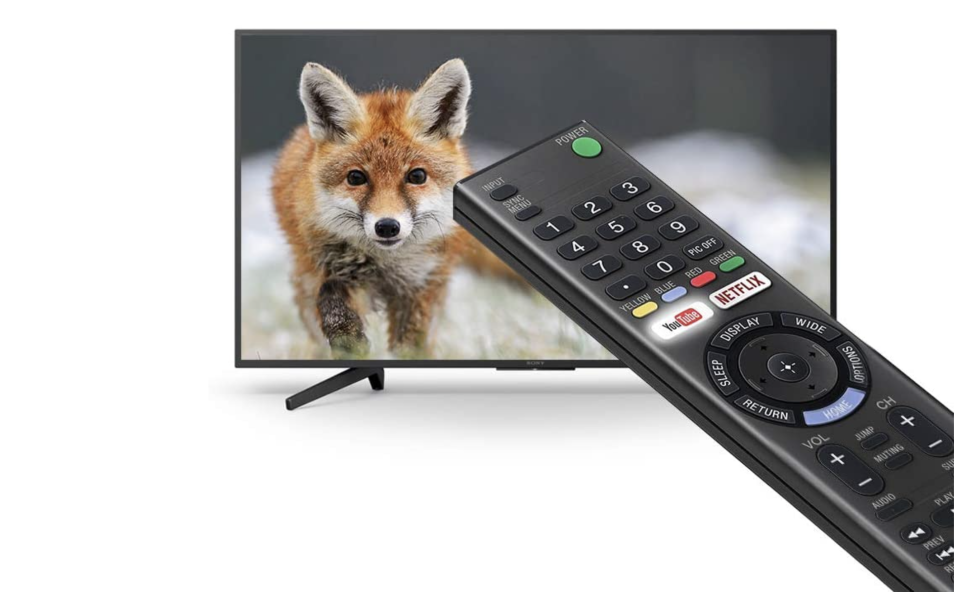 "TV Sony 55"" 4K UHD Smart Tv LED. Foto: amazon.com.mx"