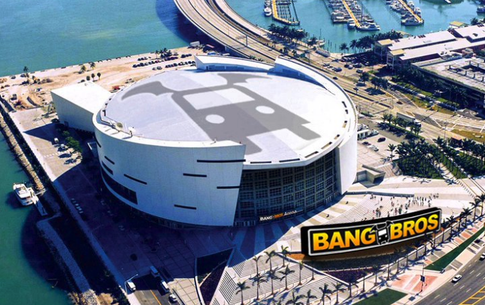 Porn company BangBros makes offer to buy naming rights to Miami Heat arena