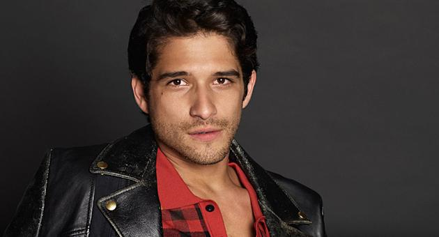 Tyler Posey and Gina Rodriguez Share 'Jane the Virgin' On-Set Photo