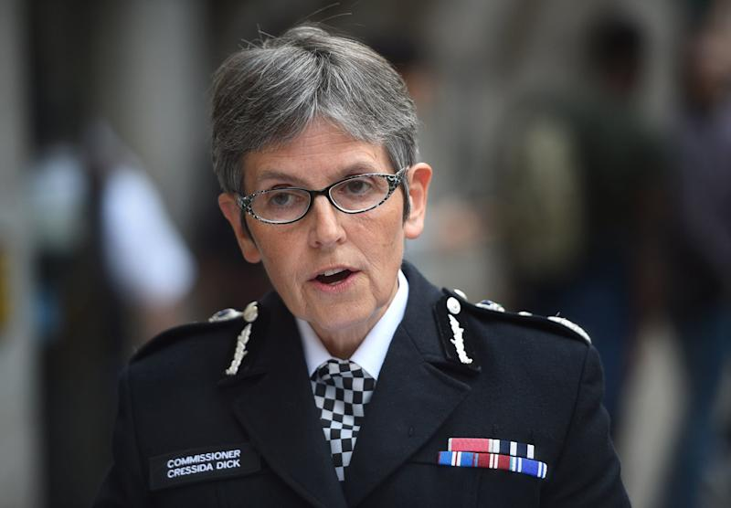 Ms Butler called on the Met Police Commissioner to say the force has a racism problem (PA)