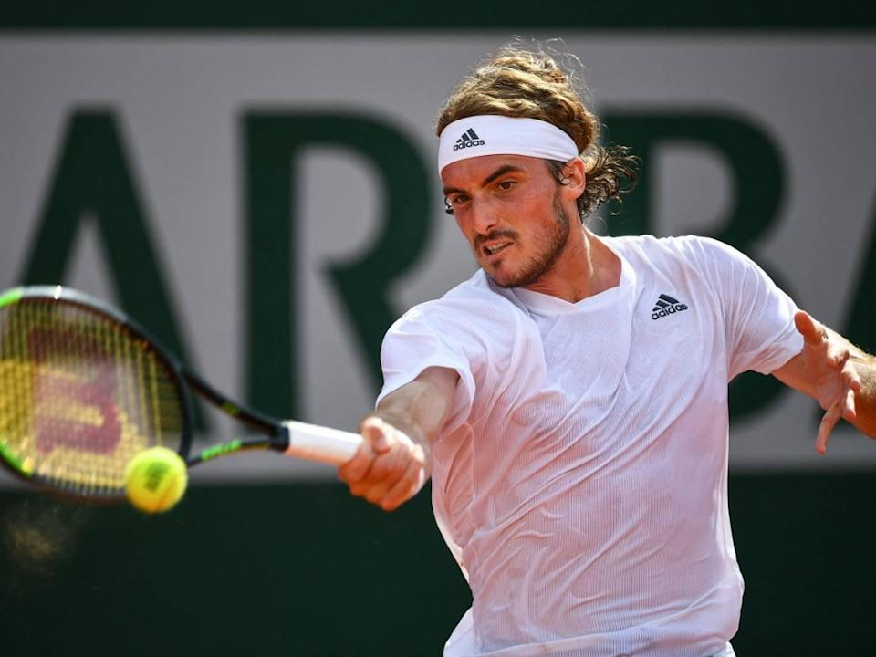 French Open: Tsitsipas problemlos weiter