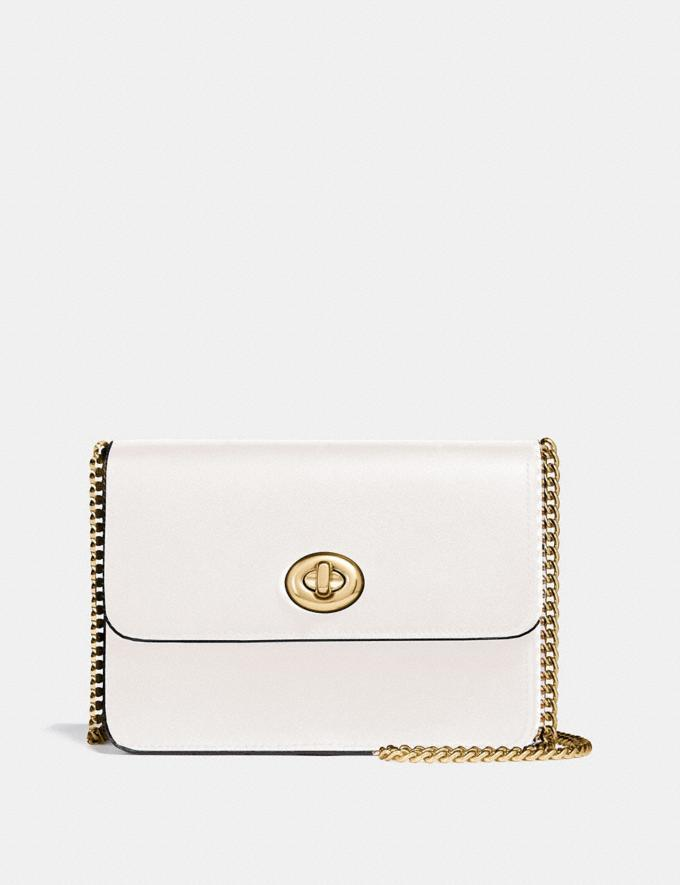 Bowery Crossbody With Signature Canvas - on sale at Coach Outlet for Black Friday, $75 (originally $250).
