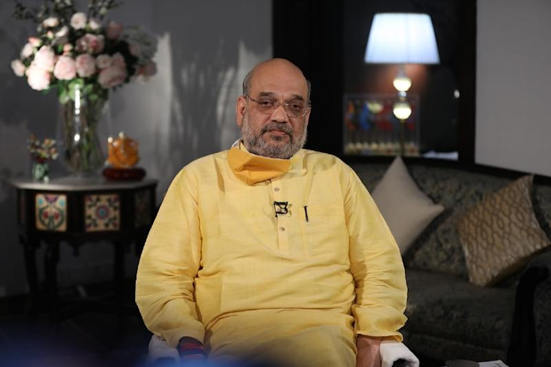 No Community Transmission in Delhi, Assures Amit Shah, Says Sisodia's Claim of 5.5L Cases Led to Fear