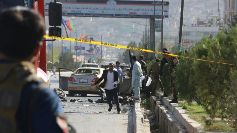 There was no immediate claim of responsibility for the latest deadly attack in the Afghan capital