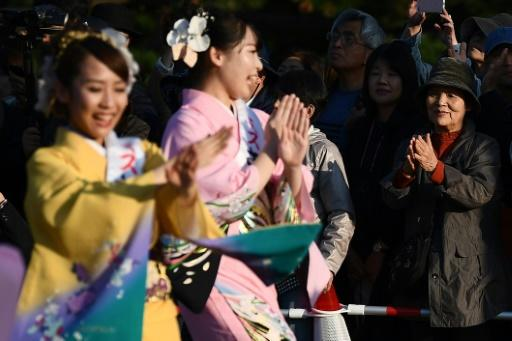 Emperor Naruhito completed his ascension to the Japanese throne last month