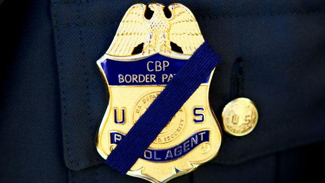 Slain Border Agent Identified, Drug Traffickers Suspected