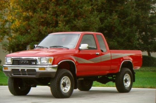 How The Toyota Tacoma Grew From Japanese Oddity To All American