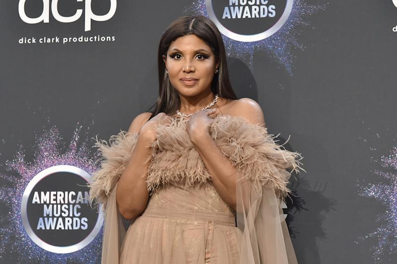 Toni Braxton, 52, revealed that she regrets not having more sex when she was younger. (Photo: David Crotty/Patrick McMullan via Getty Images)