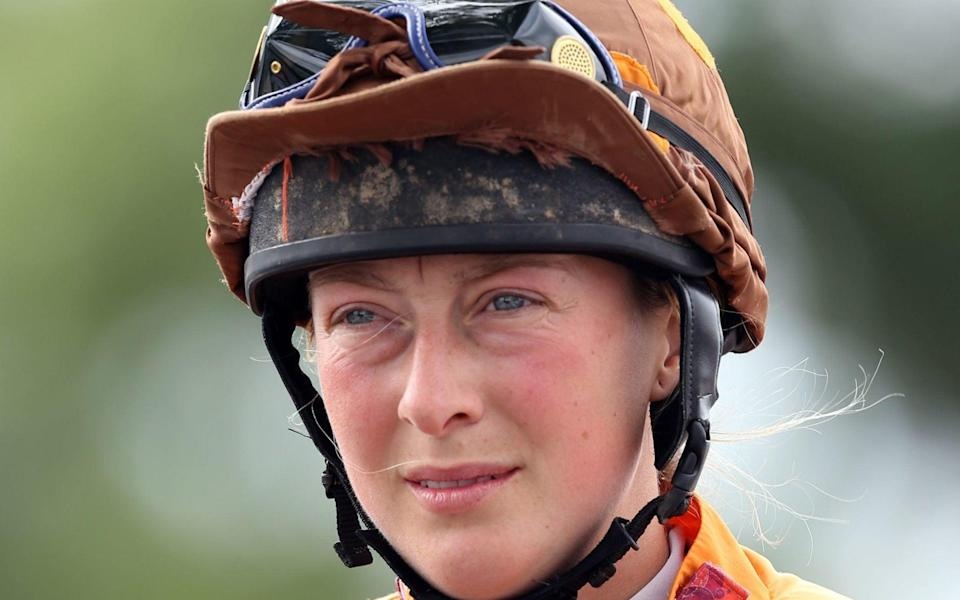 Brooke had ridden 17 winners - PA