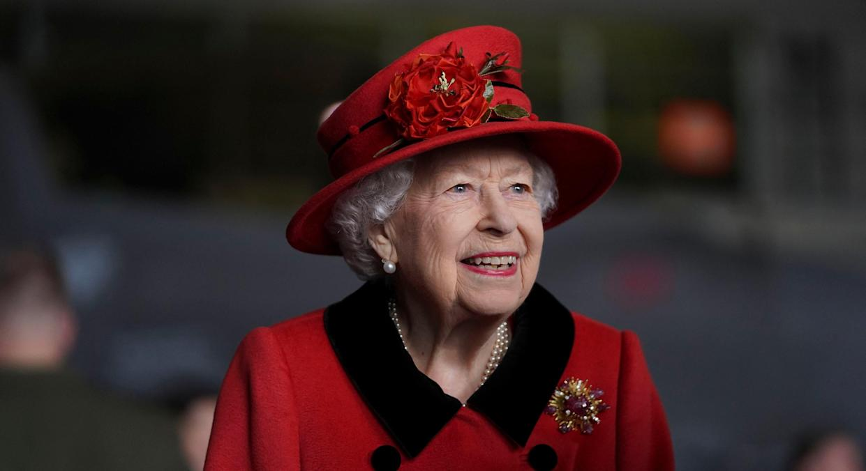 The Queen lost her husband Prince Philip early last month. (Getty Images)