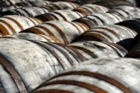 Before a US levy on Scotch whisky, the US market was valued at £1.06 billion