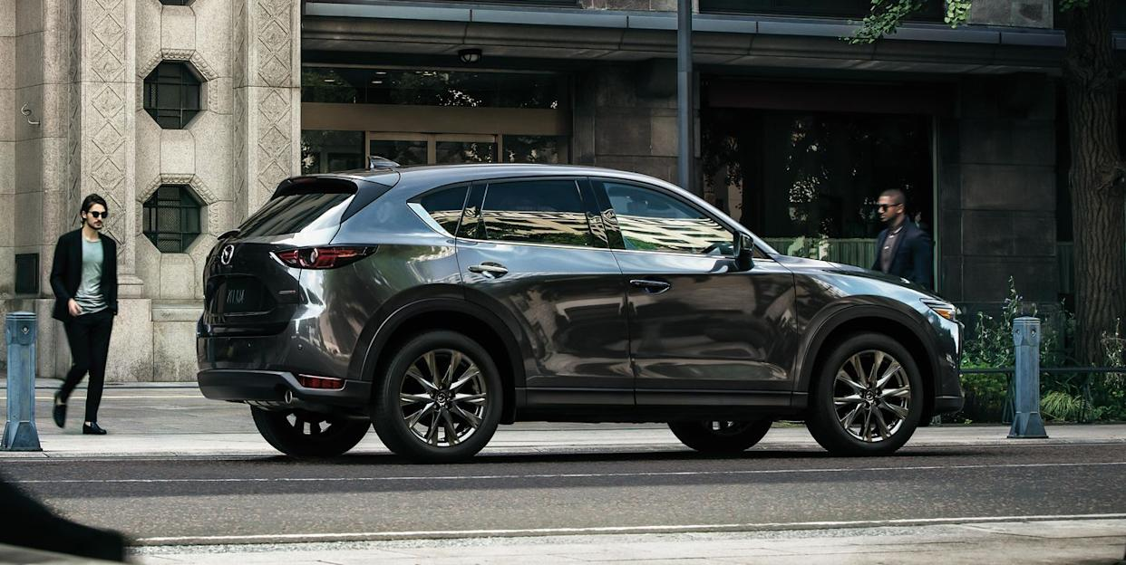 The 2019 Mazda CX-5 Diesel Is Finally Here—but Is It Impressive Enough?