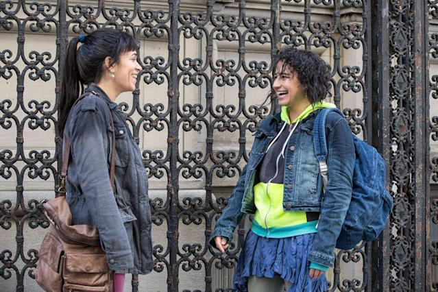"Abbi Jacobson and Ilana Glazer in ""Broad City."" (Photo: Comedy Central)"