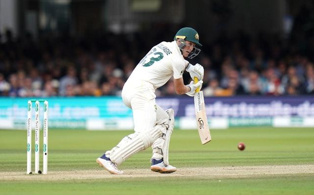 Marnus Labuschagne had an eventful start to his Ashes debut