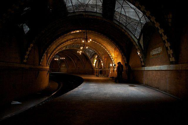 """<p>A subway station may not be the most interesting of places to visit in a city filled with basically everything, but this is no ordinary station: It's an abandoned one. The <a href=""""http://www.nytransitmuseum.org/oldcityhall/"""" rel=""""nofollow noopener"""" target=""""_blank"""" data-ylk=""""slk:NY Transit Museum offers tours"""" class=""""link rapid-noclick-resp"""">NY Transit Museum offers tours</a> for members of this surprisingly beautiful station. (Flickr photo by <a href=""""https://flic.kr/p/bAbXY4 """" rel=""""nofollow noopener"""" target=""""_blank"""" data-ylk=""""slk:Julian Dunn"""" class=""""link rapid-noclick-resp"""">Julian Dunn</a><span class=""""redactor-invisible-space"""">)</span> </p>"""