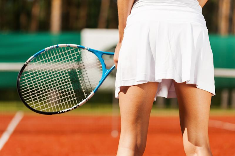 The guidelines identifies transgender athletes must be able to access the correct clothing, for example a trans woman acquiring the correct-shaped skirt. Source: Getty, file.
